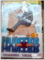 [เล่ม 5] HUNTER X HUNTER / YUSHIHIRO TOGASHI