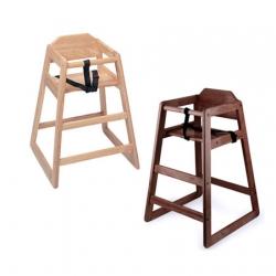 Stack Wooden Highchair เก้าอี้สูงไม้ซ้อนได้