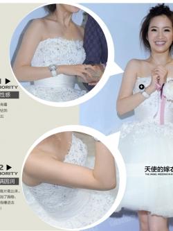 wedding ชุดแต่งงานเจ้าสาวแสนสวย โดดเด่นด้วยลูกไม้ และผ้าชีฟอง น่ารักมากๆ