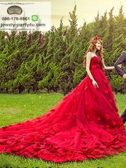 ชุดพรีเว็ดดิ้ง (Prewedding Dress) ชุดเจ้าบ่าวเจ้าสาว ชุดแฟนซี