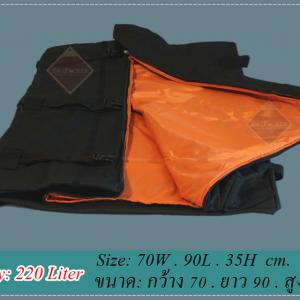 กระเป๋าหลังคารถยนต์ BagPacker (Car Roof Bag)