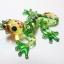 ตุ๊กแกแก้วเป่า Glass Figurine Gecko thumbnail 2