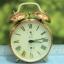 T0635 นาฬิกาปลุกเยอรมันโบราณ kaiser ส่ง EMS ฟรี thumbnail 1