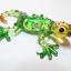 ตุ๊กแกแก้วเป่า Glass Figurine Gecko thumbnail 4