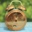 T0635 นาฬิกาปลุกเยอรมันโบราณ kaiser ส่ง EMS ฟรี thumbnail 4