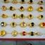 แหวนทองล้วน&หัวพลอย&หัวเพชร thumbnail 1