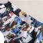 PreOrderไซส์ใหญ่ - ชุดเซตคู่เสื้อ+กระโปรง ไซส์ใหญ่ คนอ้วน เสื้อแขนกุ๊ดคอกลมปักผีเสื้อหน้าอก กระโปรงสั้นพิมพ์ลายมีซับ thumbnail 8