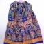 กระโปรงเอวยางยืด ยาว 40 นิ้ว Elastic Skirt Thai Sarong thumbnail 3