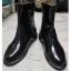 รองเท้าฮาฟสูง หนังแท้ 603 thumbnail 1