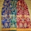 กระโปรงเอวยางยืด ยาว 40 นิ้ว Elastic Skirt Thai Sarong thumbnail 1