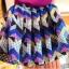 PreOrderไซส์ใหญ่ - เซตคู่ ไซส์ใหญ่ คนอ้วน เสื้อกระโปรง แยกชิ้น ผ้าฝ้าย กระโปรงชีฟองพิมพ์ลาย สวยงาม (แยกชิ้น-ไซส์ได้ ราคาตามระบุ) thumbnail 5