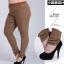 PreOrder - กางเกงเลคกิ้งกันหนาว ผ้าฝ้ายโพลิเอสเตอร์ ด้านในเป็นกำมะหยี่อุ่น ยืด สี : ดำ / กากี / น้ำตาล thumbnail 6
