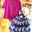 PreOrderไซส์ใหญ่ - เซตคู่ ไซส์ใหญ่ คนอ้วน เสื้อกระโปรง แยกชิ้น ผ้าฝ้าย กระโปรงชีฟองพิมพ์ลาย สวยงาม (แยกชิ้น-ไซส์ได้ ราคาตามระบุ) thumbnail 2