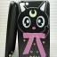 Case OPPO R9s เคสแมวตัวการ์ตูนในเซล่ามูน thumbnail 1