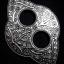 หัวรัดซิ่นแบบหนา โลหะตอกลาย Aluminum Buckle Engraved thumbnail 11