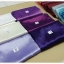 ผ้าไหมสังเคราะห์ทอเครื่องสีพื้น Plain Synthetic Silk thumbnail 15