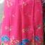 กระโปรงเอวยางยืด ยาว 35 นิ้ว Elastic Skirt Thai Sarong thumbnail 7
