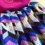 PreOrderไซส์ใหญ่ - เซตคู่ ไซส์ใหญ่ คนอ้วน เสื้อกระโปรง แยกชิ้น ผ้าฝ้าย กระโปรงชีฟองพิมพ์ลาย สวยงาม (แยกชิ้น-ไซส์ได้ ราคาตามระบุ) thumbnail 6