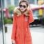 PreOrder - เสื้อกันหนาวแฟชั่นเกาหลี ข้างในเป็นขนสัตว์ มีHood ขนเฟอร์ สี : ดำ / แดง / เขียวทหาร / เขียวอ่อน / น้ำเงิน / ชมพูอ่อน / ส้ม / ชมพูเข้ม thumbnail 8