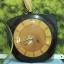 T0683 นาฬิกาแขวนไขลานเยอรมันโบราณ Garant Schwebe Ankeruhr ส่ง EMS ฟรี thumbnail 2