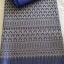 ผ้าไหมสังเคราะห์ทอเครื่อง ตัดชุดโทนสีฟ้าและน้ำเงิน thumbnail 14