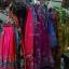กระโปรงเอวยางยืด ยาว 35 นิ้ว Elastic Skirt Thai Sarong thumbnail 6