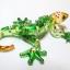 ตุ๊กแกแก้วเป่า Glass Figurine Gecko thumbnail 3