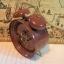 M0492 นาฬิกาปลูกเยอรมันโบราณ Europa เก่าเก็บ เดินดี ปลุกดี ราคารวมค่าจัดส่ง EMS แล้ว 1350 บาท thumbnail 5