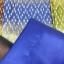 ผ้าไหมสังเคราะห์ลายมัดหมี่สายรุ้งจัดชุด thumbnail 4
