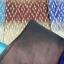 ผ้าไหมสังเคราะห์ลายมัดหมี่สายรุ้งจัดชุด thumbnail 3