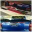 คิ้วเสริมกระบะท้าย พ่นแดง Toyota Revo 2015 By FITT thumbnail 1