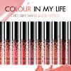 60-587 Cho Silky Matte Liquid Lipstick ลิปแมทโช แบรนด์ของเนย โชติกา