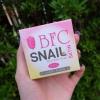 A1-570 BFC Snail Satin Soap 70 g. บีเอฟซี สบู่สเนลซาติน สบู่เมือกหอยทาก