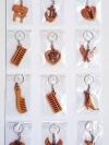 พวงกุญแจ (ราคาสินค้าต่อแผง)