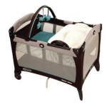 Graco Pack'nPlay with Chainging station