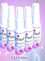 สเปรย์ระงับกลิ่นกาย Refresh กลิ่น CK1 Unisex 60 ml