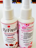 refresh snailwhite new formula