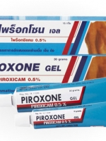 Piroxone Gel 30g