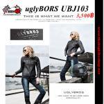 เสื้อการ์ด uglyBORS UBJ103 (ผู้หญิง)