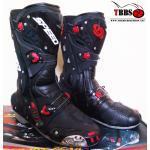 รองเท้า Speed ข้อยาว รุ่นสลิง #สีดำ