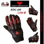ถุงมือหนัง Red Dragon RDG400