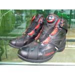 รองเท้า Taichi #สีดำตัดแดง