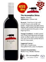 The Accomplice Shiraz