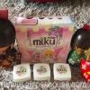 137A miku miku Cream Set มิขุ มิขุ ครีม เซท สิวหาย ฝ้า กระ กระจุย ขายmiku miku กระแสตอบรับปลื้ม เห็นผล7-14วันครีมปลอดภัย สลายสิว ฝ้ากระ กระจุย