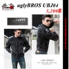 เสื้อการ์ด uglyBROS UBJ04 (สียีนส์ดำ)