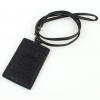 ที่ใส่ ID CARD COACH F62481 HPC Lanyard ID Case in Black
