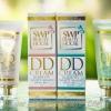 ZD70 SWP Beauty House DD Cream Body UV White Magic 100 g. ดีดี ครีม น้ำแตก บาย เอส ดับบลิวพี