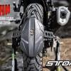 กันดีด Z300-Ninja300 ขาคู่ (Storm)