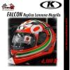 หมวกกันน็อค K-racing รุ่น Falcon Replica Lannone Mugello