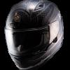 หมวกกันน็อค Bilmola รุ่น Carbon Zilla-R (สีดำ)